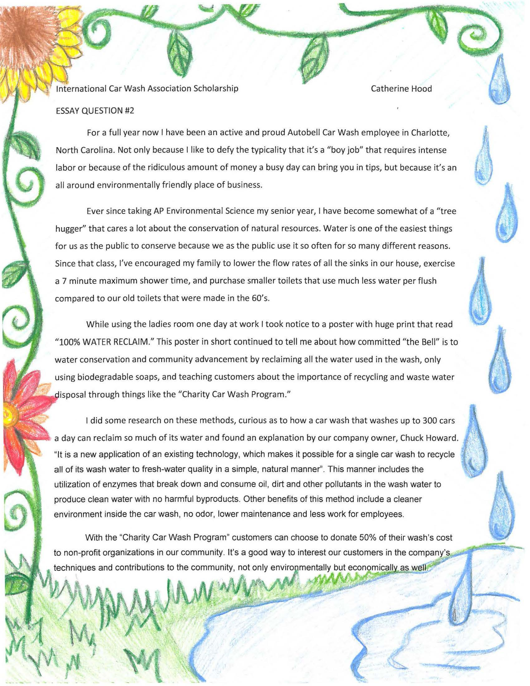 Essay about world environment day in malayalam picture 2