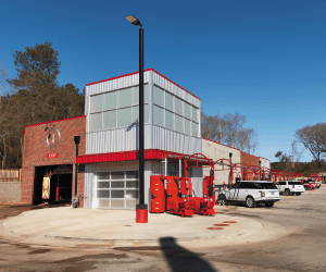 Profile: Tyler McClure, Fire Station Express